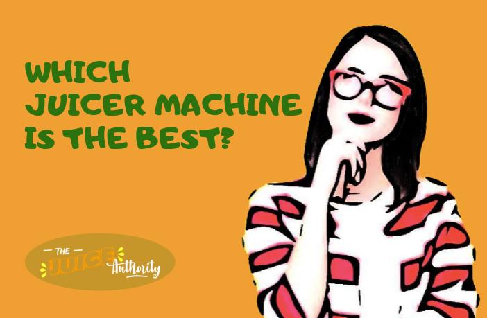 Best Juicer Machine - Featured Image