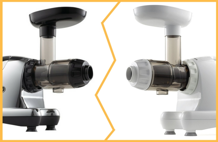 Difference Between Omega Juicer J8004 and J8006