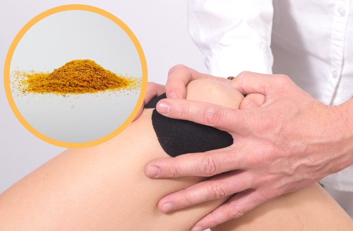 How To Use Turmeric for Knee Pain